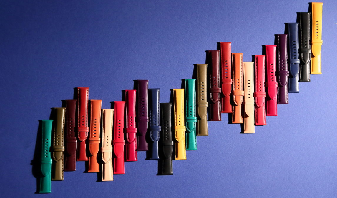 collection bracelet cuir mode